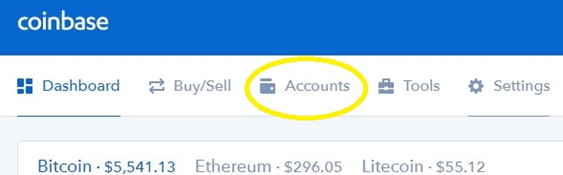 uždėkite bitcoin iš coinbase į bittrex gilus bitcoin