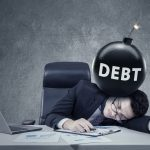 Adam Sharp explains why he thinks corporate debt in the U.S. is a major problem.