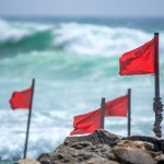Adam Sharp lists his top five red flags to watch for when evaluating startup investments.